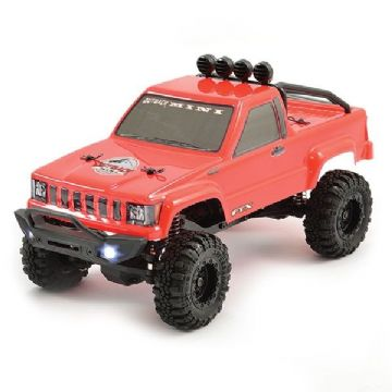 FTX5502R OUTBACK MINI 1:24 TRAIL READY-TO-RUN RED